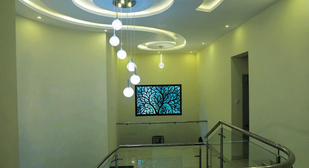 Stair-Ceiling