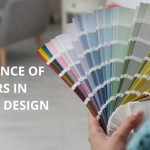 Importance of colors in interior design